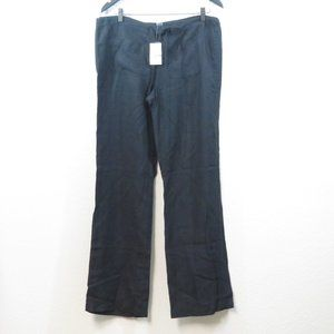 NWT Vince 100% Linen Drawstring Pants size Medium